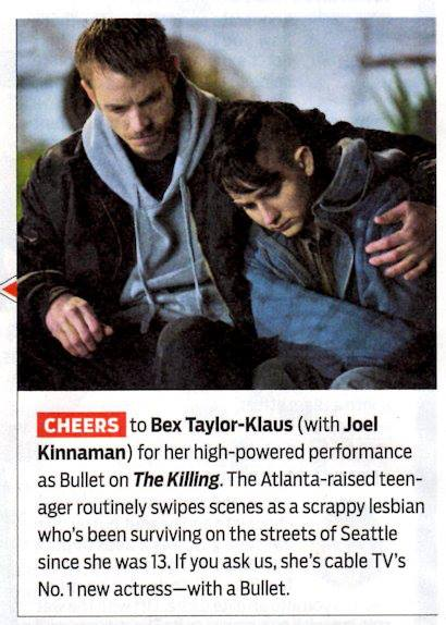 TV Guide - Cheers & Jeers - July 2013 - snippet