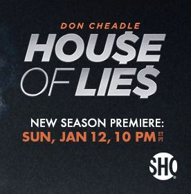 House Of Lies - premiere bug